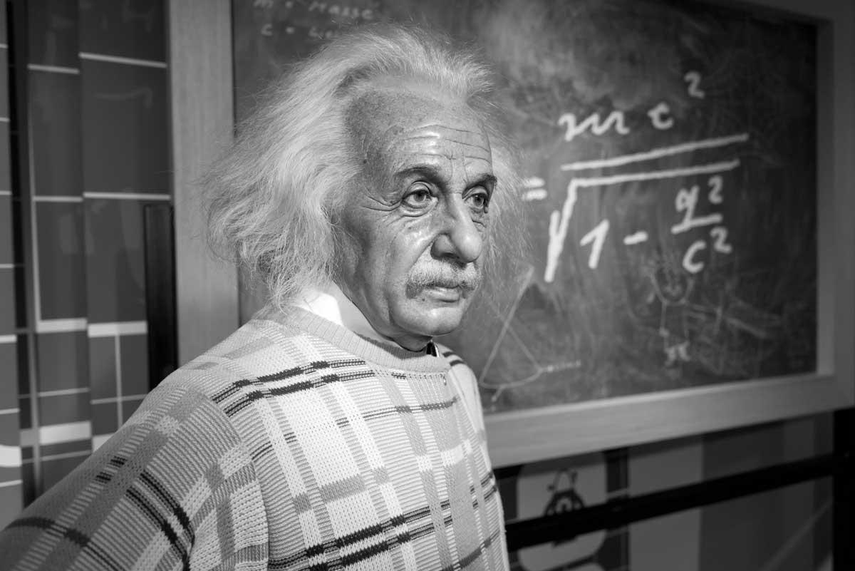 Disleksili Ünlüler Albert Einstein
